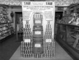 Beer Display, July 1938