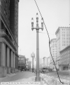 Lighting Standard - Main and 400 South, Boston and Newhouse Buildings