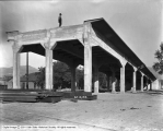 Fourth South, Denver and Rio Grande Viaduct, Concrete Work