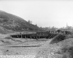 City Creek Aqueduct, Dam near Memory Grove