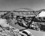 Colorado River Bridge (Glen Canyon) P.5