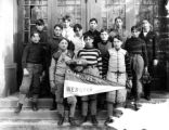 Webster School Football Team P.1