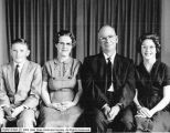 Oswald L. Johnson family