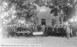 Funeral of Apostle Francis M. Lyman's second wife
