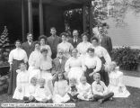 George and John Stickley Family Group