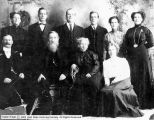 Neils and Mary Anderson Family