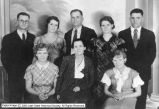 Fred Wahlquist family