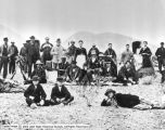 Brigham Young on Colorado Plateau