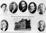 Supervisors and Officials of Salt Lake's Graded Schools