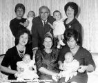 Ezra Taft Benson and family