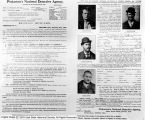 Pinkerton Detective Agency Wanted Poster - Wild Bunch
