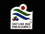 PIN, SALT LAKE 2002 PARALYMPIC WINTER GAMES