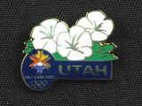 PIN, 2002 SALT LAKE WINTER GAMES SEGO LILLIES