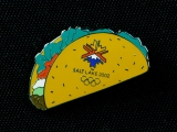 PIN, HARD SHELL TACO