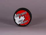 HOCKEY PUCK, CANADA, 2002 GAMES