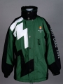 COAT, GREEN OLYMPIC VOLUNTEER (front)