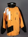 COAT, YELLOW OLYMPIC VOLUNTEER (front)