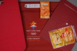 2002 WINTER GAMES CLOSING CEREMONY BAG