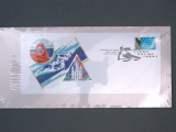 COMEMORATIVE STAMPED ENVELOPE