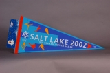 PENNANT, SALT LAKE 2002 WINTER GAMES