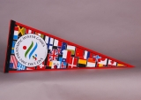 PENNANT, 2002 PARALYMPIC WINTER GAMES
