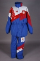 UNFORM, POLISH OLYMPIC TEAM SKI SUIT