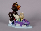 FIGURINE, OLYMPIC MASCOTS 2002 WINTER GAMES