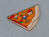PIN, PIZZA SLICE