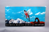 POSTER, SALT LAKE 2002 OLYMPIC WINTER GAMES
