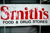 BANNER, SMITH'S FOOD AND DRUG STORES