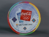 PLATE, COCA-COLA SUPPORTING OLYMPIC DREAMS