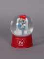 SNOW GLOBE, OTTO THE PARALYMPIC MASCOT