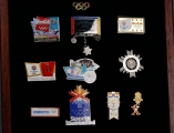 PIN SET, CORPORATE SPONSORS