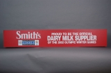 SIGN, SMITH'S PROUD DAIRY SPONSER