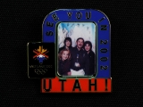 PIN, SEE YOU IN 2002, UTAH!