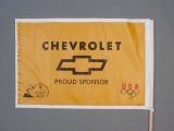 FLAG, CHEVROLET TORCH RELAY