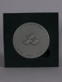 MEDALLION, PARALYMPIC LOGO (back)