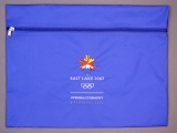 BLUE POUCH, OPENING CEREMONIES, 8 FEBRUARY 2002