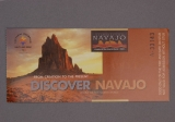 TICKET, DISCOVER NAVAHO CENTER