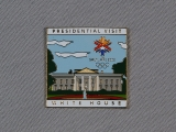 PIN, PRESIDENTIAL VISIT, WHITE HOUSE