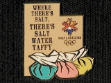 PIN, SALT WATER TAFFY