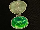 PIN, GREEN JELL-O MOLD