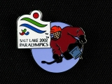 PIN, 2002 PARYLIMPIC WINTER GAMES HOCKEY