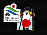 PIN, SALT LAKE 2002 PARALYMPICS WINTER GAMES