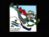 PIN, OTTO, SALT LAKE 2002, PARYLYMPICS