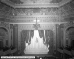 New Pantages Theatre, Interior General View of Curtain