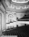 New Pantages Theatre, Interior Showing North Side From South Box