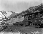 Lion Coal Company, Wattis, Utah, General View of Tipple From East