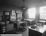 Johns-Manville Company, Interior of Office