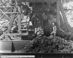 Lion Coal Company, Wattis, Utah, Lump Coal on Screen